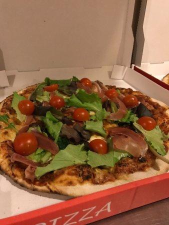 Draguignan, ฝรั่งเศส: Pizza italienne