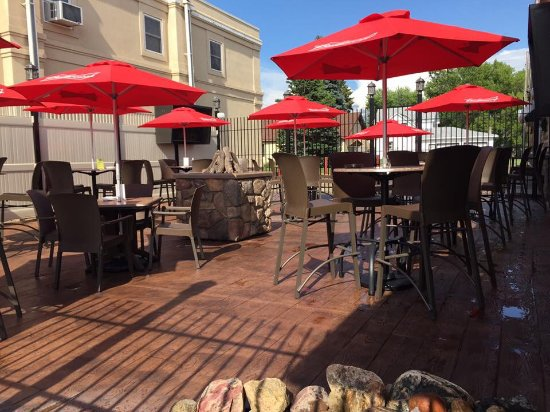 brickyard patio pierz mn picture of brickyard bar banquet hall