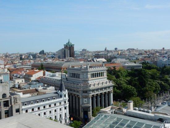 Círculo de Bellas Artes: Vue