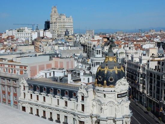 Círculo de Bellas Artes: Vue Métropolis