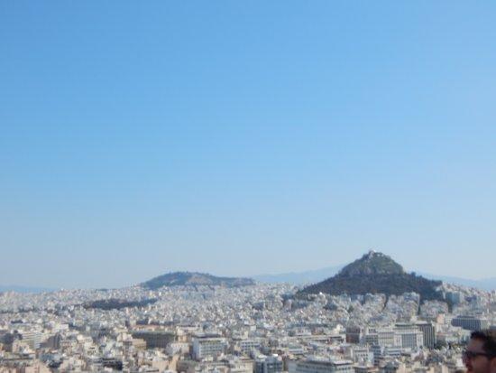 Acropolis: City view