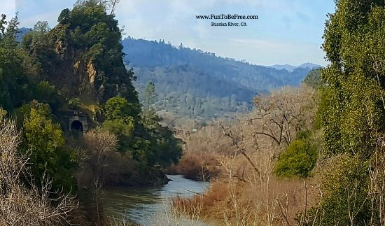 Cloverdale, CA: Taking near the campground