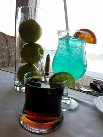 Western Shore, Kanada: Drinks from the bar
