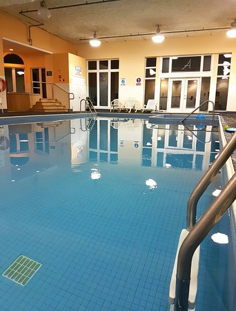 Western Shore, Canada: Indoor pool area