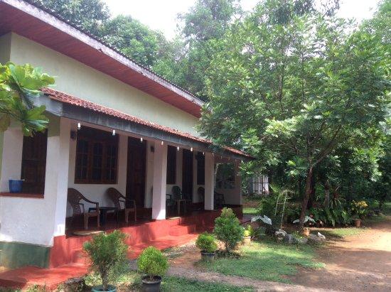 Inamaluwa, Σρι Λάνκα: Nice nature