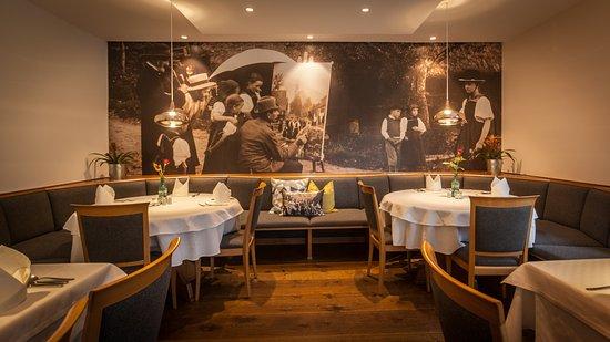 Wolfach, Alemania: gemütliche traditionelles Restaurant