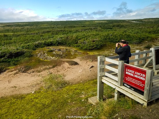 L'Anse Amour Burial Mound