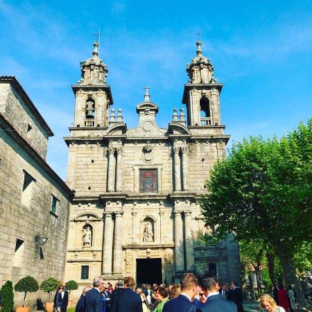Poio, España: Monasterio de San Juan