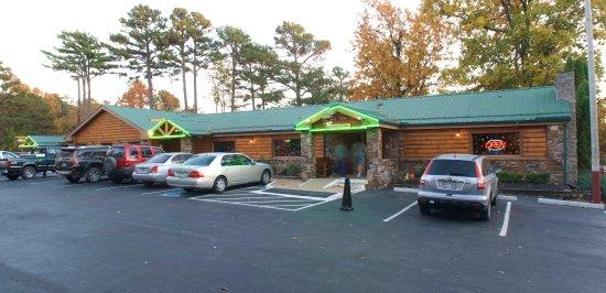 Rowdy Beaver Restaurant Tavern Eureka Springs Menu