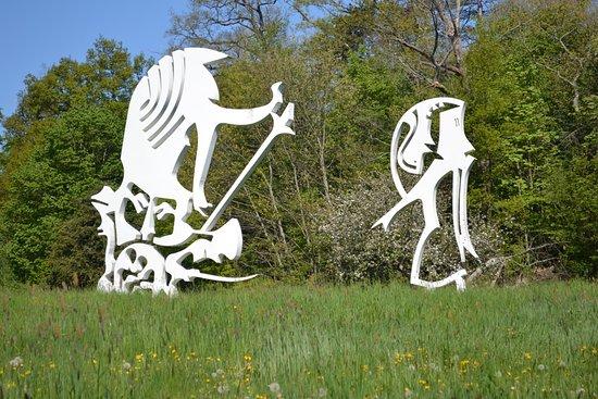 Sculpture Park Engelbrecht