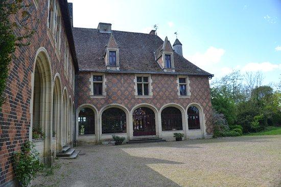 Sculpture Park Engelbrecht : Le château