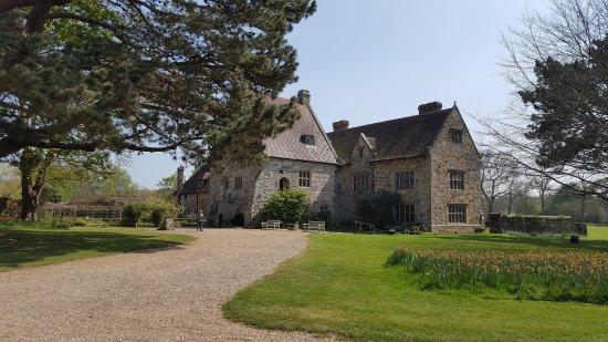 Arlington, UK: The main Priory house