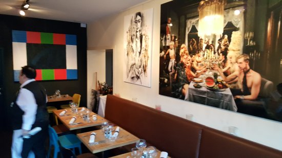 interieur 2 - Foto van Il Magnifico, Antwerpen - TripAdvisor