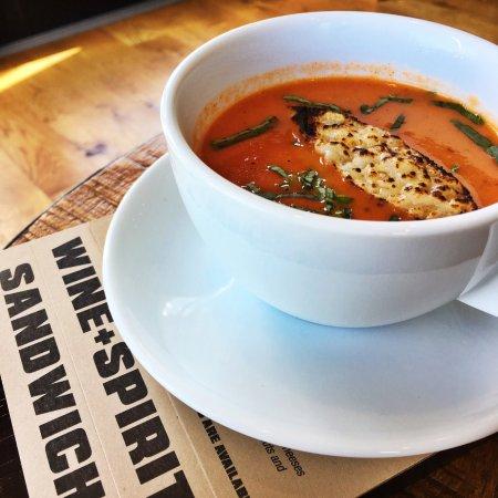 Wauconda, IL: Fire Roasted Tomato Soup