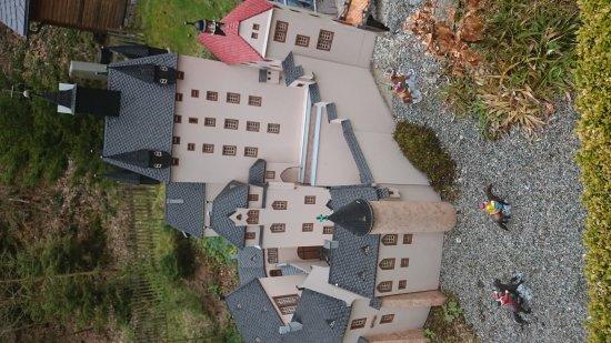 Grunhain-Beierfeld, Alemania: Schauanlage Heimatecke Waschleithe