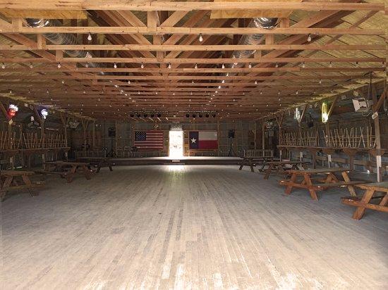 Stonewall, TX: This Dance floor Wow - Amazing craftmenship