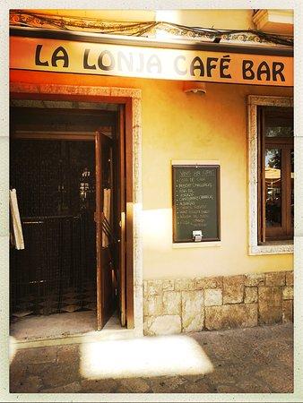 Cafe La Lonja: photo2.jpg