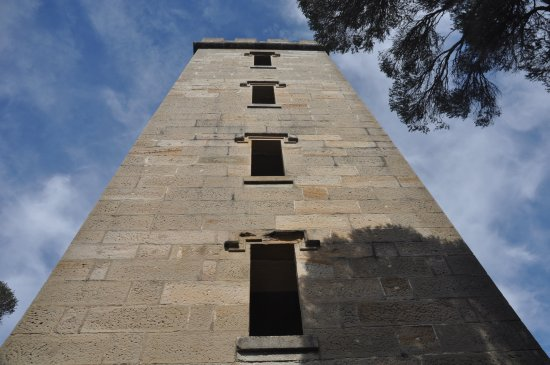 Eden, Australia: The Tower