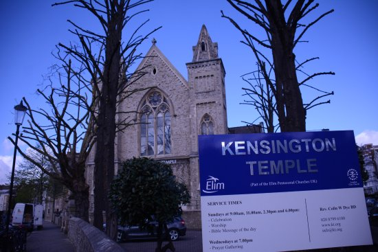 ‪Kensington Temple London City Church‬