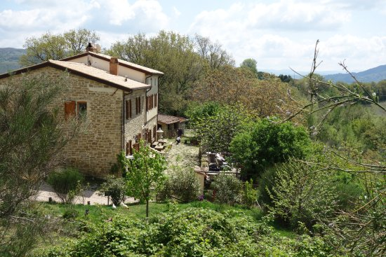 Le Ginestre Bed and Breakfast Assisi: Frontansicht