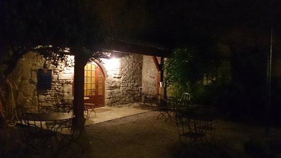 Trebes, Francia: Entrèe nocturne