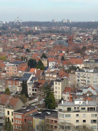 Koekelberg, Bélgica: Outra vista!