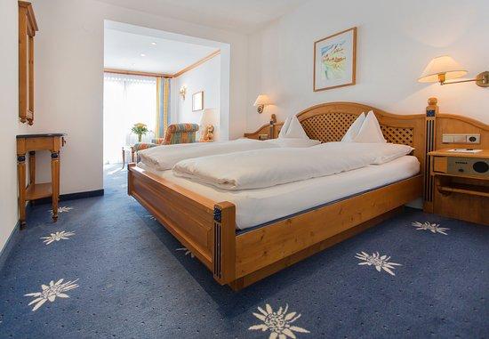 Hochsolden, Austria: Doppelzimmer De Luxe Gaislachkogel
