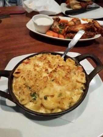 Thousand Oaks, Kalifornien: Cajun mac n cheese