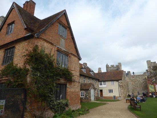 Framlingham, UK: The Poorhouse