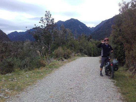 West Coast Region, Neuseeland: Near the top of Kawhaka Pass.