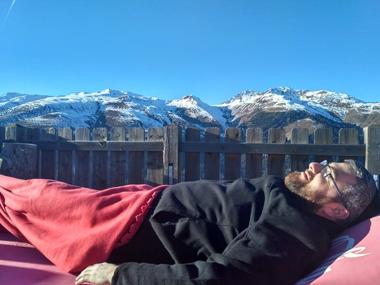 Davos Platz: Επιδόρπια