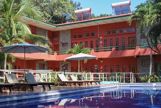 Esterillos Este, Costa Rica: Vista Hotel
