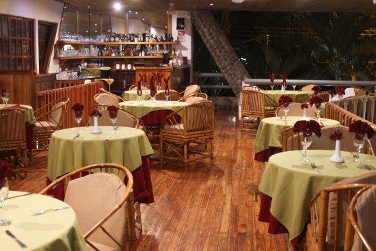 Esterillos Este, Costa Rica: Restaurant