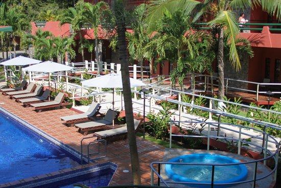 Esterillos Este, Costa Rica: Jacuzzi