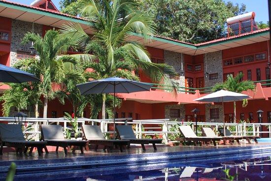 Esterillos Este, Costa Rica: Hotel