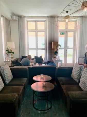 Skodsborg, Denmark: Lounge