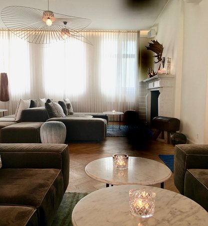 Skodsborg, Denemarken: Lounge