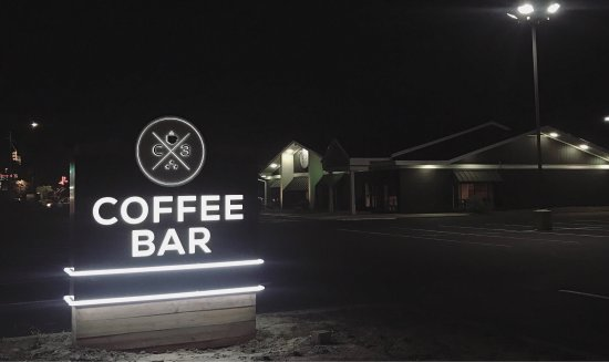 Conway, Carolina del Sud: C3 Coffee Bar