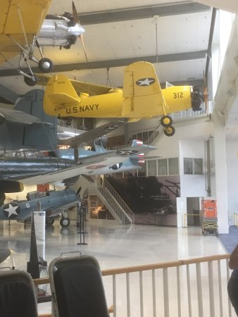 National Museum of Naval Aviation : photo1.jpg
