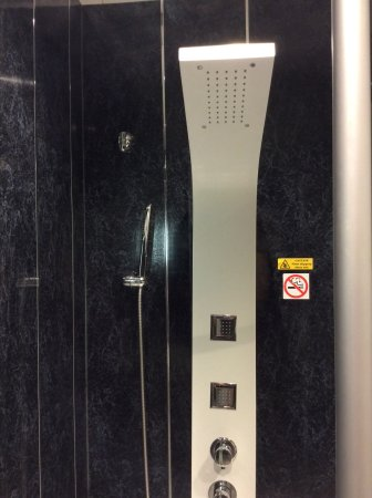 Fancy shower - Picture of Ashmount Country House, Haworth - TripAdvisor