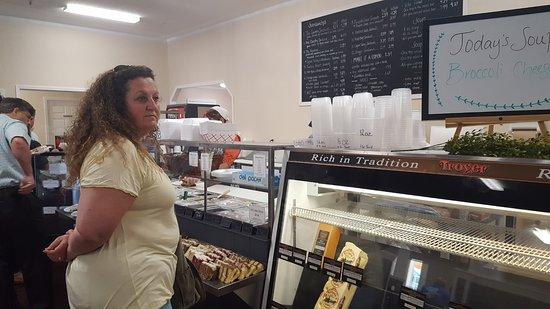 Thomaston, Τζόρτζια: At the counter