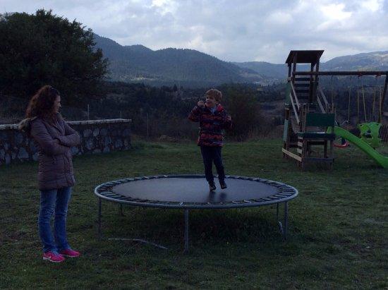 Elliniko, Yunanistan: playground at bytina