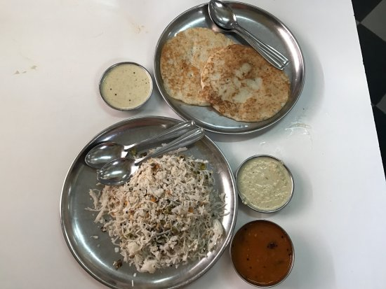 Cafe Madras: Sevai upma