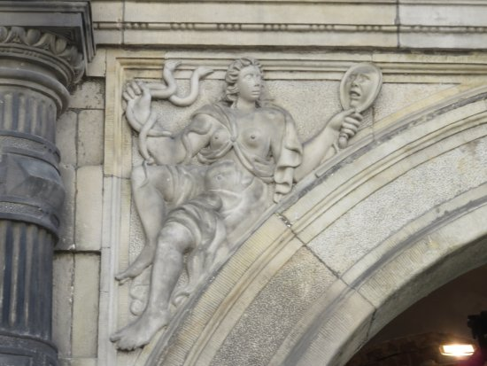 Zutphen, The Netherlands: Relief