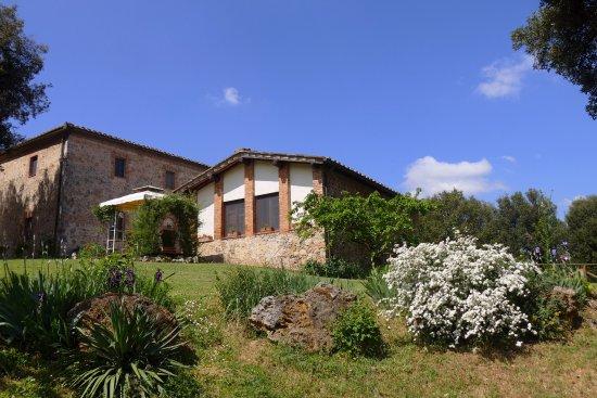 Probablemente el mejor turismo rural de la Toscana