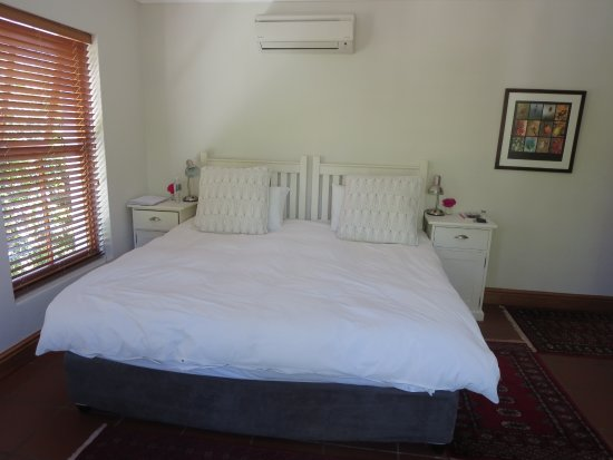 Penelope's Guesthouse: Nice beds