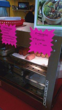 Canton, GA: empanadas