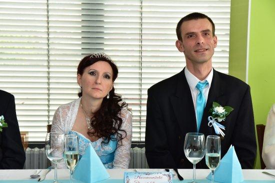 Hotel Lucia: Novomanželé