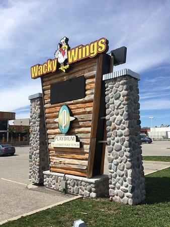 Brantford, Canadá: Tha Sign
