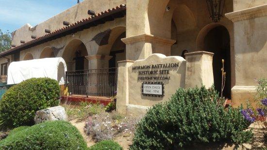 Mormon Battalion Historic Site Photo